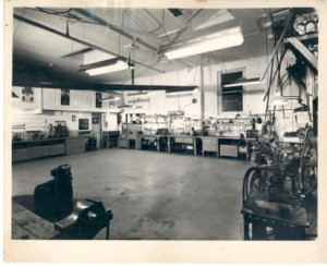 Inside of Fosberg's Indian Shop, Seattle - 1946