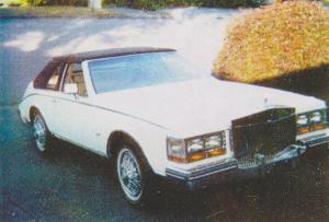 Custom Cadillac