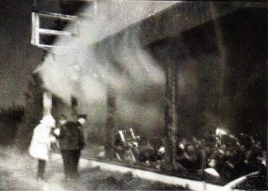 November 11th, 1968, fire destroyed our store.  We closed for 90 days.  It was one of the saddest days of our lives.